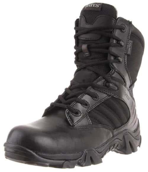 Bates 8 Tactical Sport Side Zip