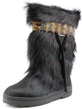 Bearpaw Kola II Women Round Toe Suede Snow Boot Review