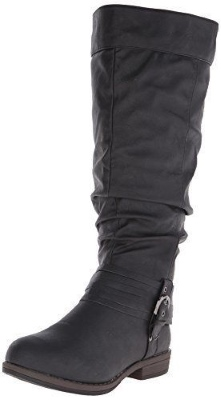 Brinley Co Women's Emma Riding Boot Regular & Wide Calf Review