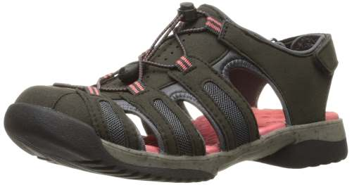 Clarks Women's Tuvia Melon Fisherman Sandal