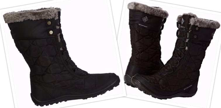 Collage Columbia Women Minx Mid 2 Omni Heat Winter Boot
