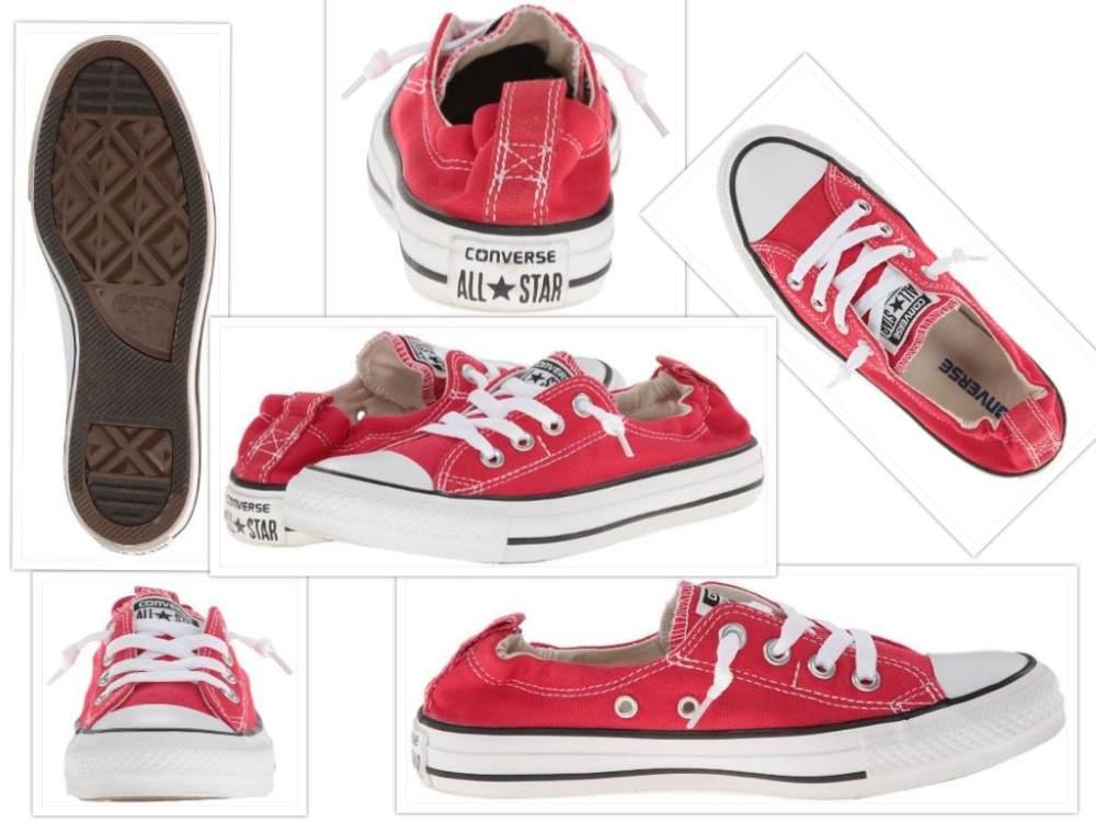 Converse Chuck Taylor Shoreline Slip Shoe collage