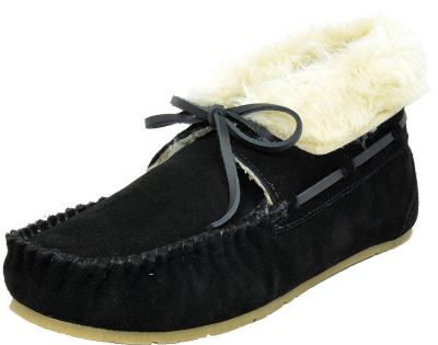 Dream Pairs New Women's Winter Faux Fur Comfort Soft Slip On