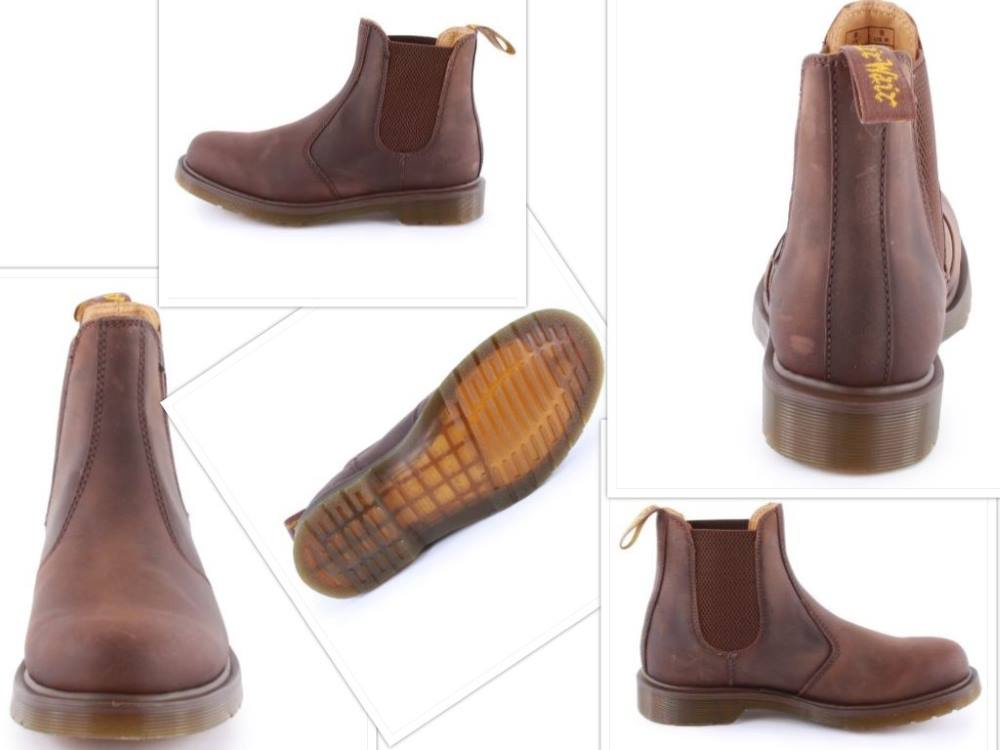 Dr Martens Chelsea Boot collage