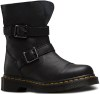 Dr. Martens Women's Kristy in Black Virginia Leather Fashion Boot Thumb