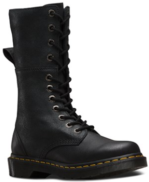Dr. Martens Women's Hazil Motorcycle Boot Review