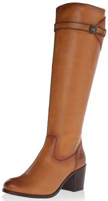 FRYE Women's Malorie Button Tall Review