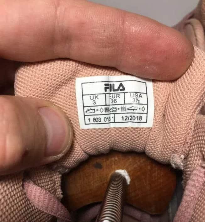 Disruptor Label Fake