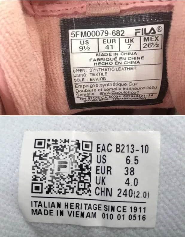 Disruptor Label and QR Original