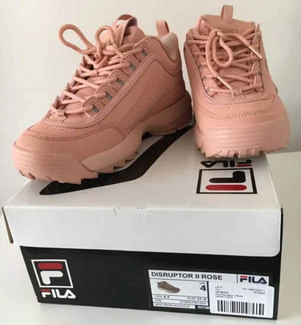 Fila Disruptor Original Package