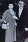 Lillian and Miles Cahn