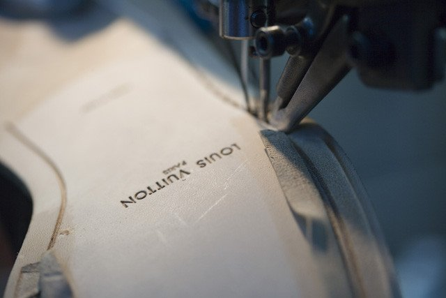 shoe sole Louis Vuitton