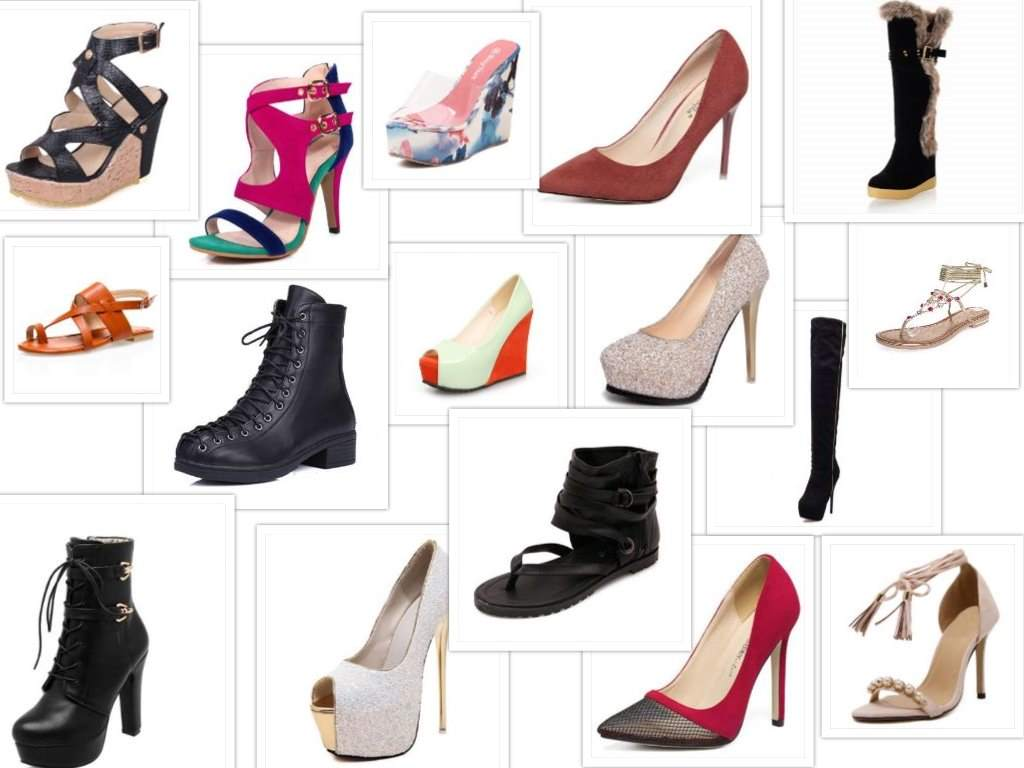 The World of Women Shoes: Shoe Guides and Reviews, Store ...