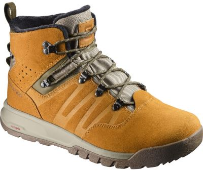 Details about Salomon Shelter Cswp Damen Winter Shoes Boots