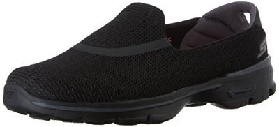 Skechers Performance Women's Go Walk 3 Slip-On Walking Shoe Review