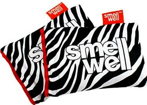 SmellWell moisture absorbing and odor eliminating pouch