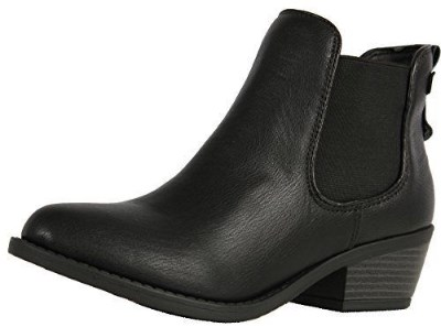 Soda Women's Chelsea Ankle Boot Review