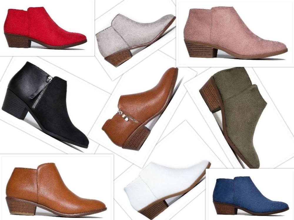 Sole Addiction Chelsea Bootie collage