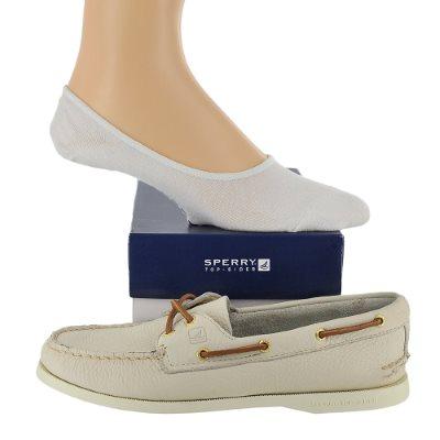 Sperry Boat Shoe Socks