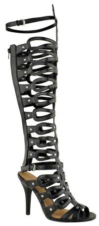 OCHENTA Stiletto Gladiator Sandal Review