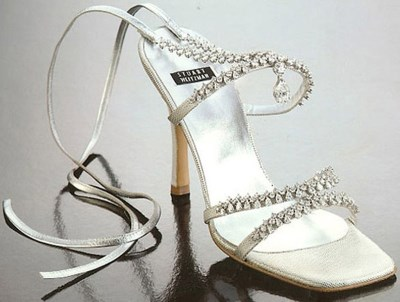 platinum heeled sandals