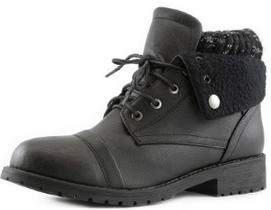 DailyShoes Tina Ankle Boot