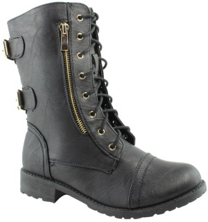 Top Moda Combat Boot Review