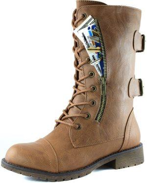 Top Moda Combat Boot