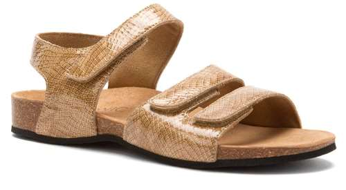 Vionic with Orthaheel Technology Womens Valencia Sandal