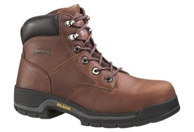 "Wolverine Harrison 6"" Work Boot Review"