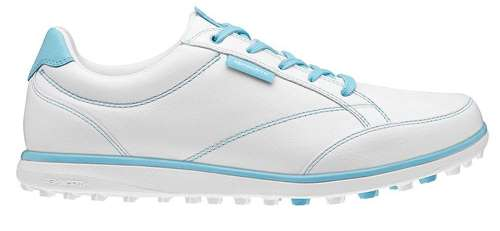 Ashworth Women's Leather and Mesh Golf Shoes