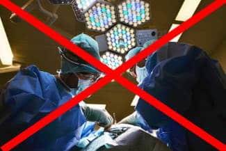 avoid plantar fasciitis operation