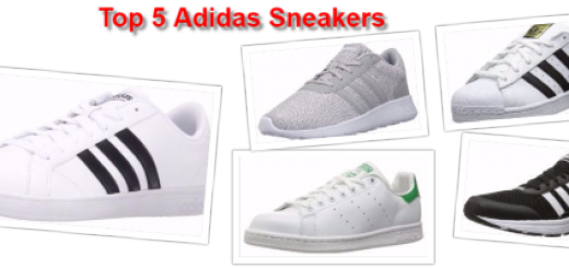 Top 5 Best Adidas Sneakers for Women Collage