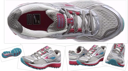Collage Brooks Womens Ghost 8