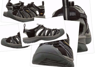 collage KEEN Whisper Sandals For Women