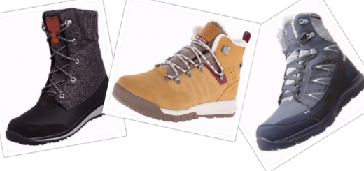 Collage Best Salomon Boots City Walking