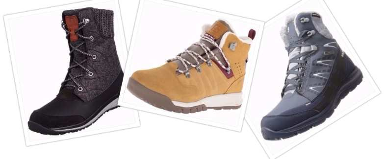 collage best salomon boots city walking