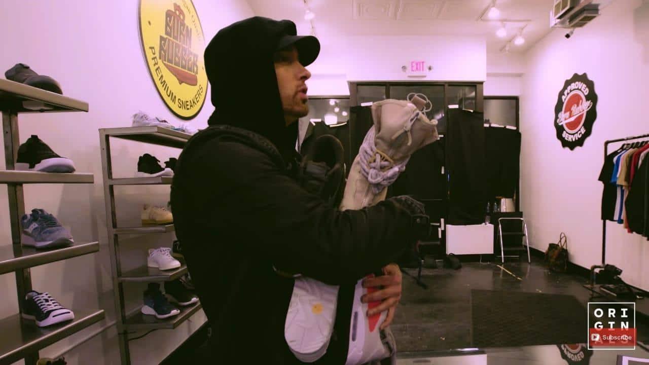 Eminem Complex Interview