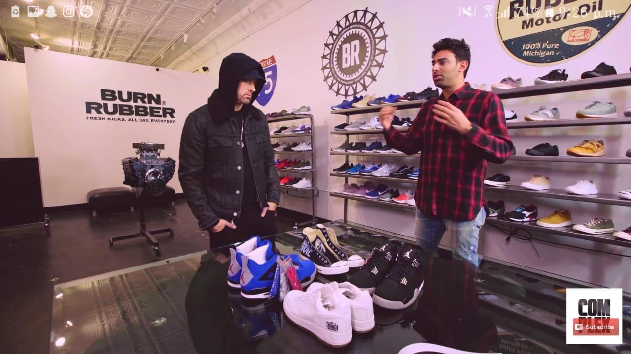 Eminem Interview COMPLEX