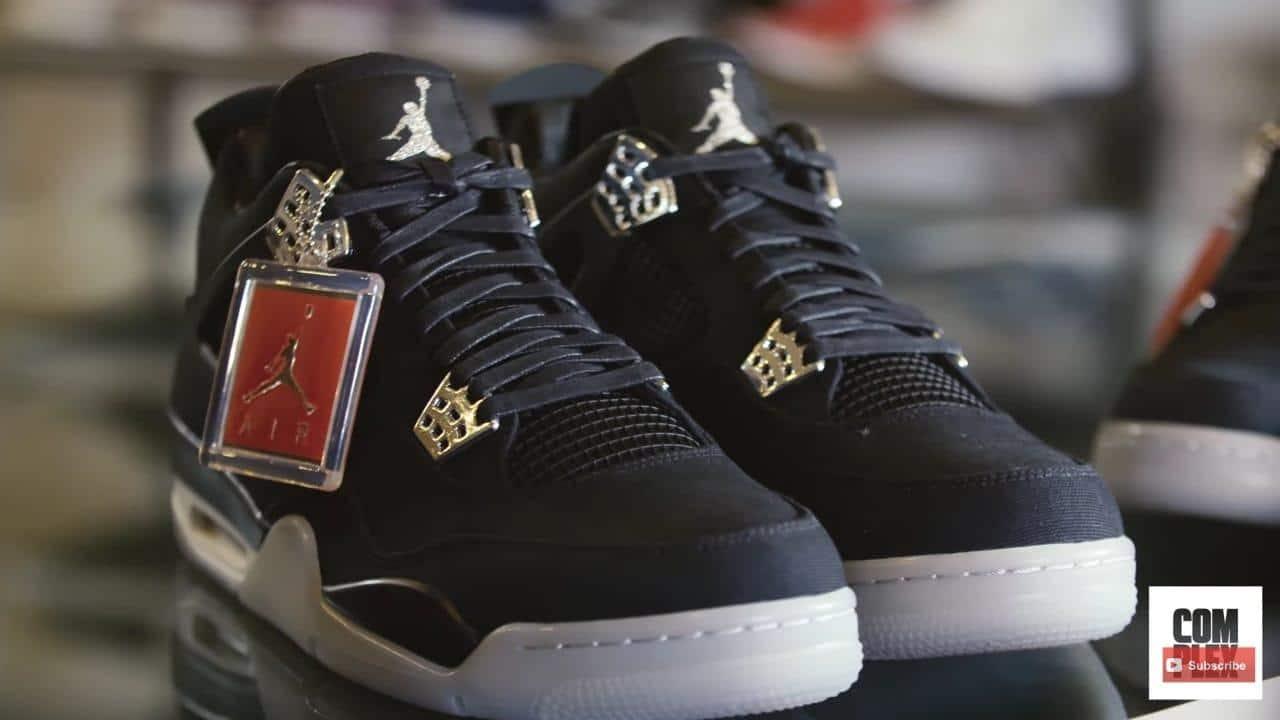 Eminem X Air Jordan 4