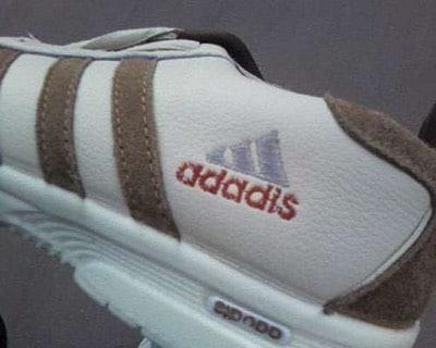 fake adidas sneakers