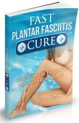 Fast Plantar Fasciitis Cure Ebook