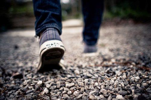feet in keds