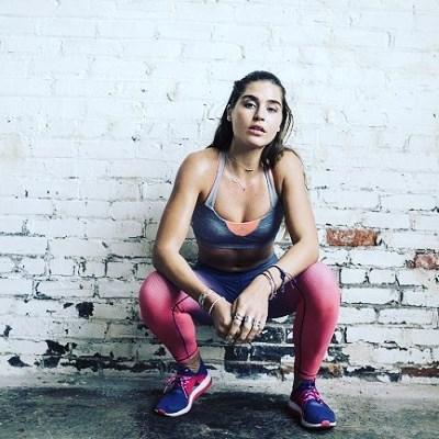 girl in sports unifurm