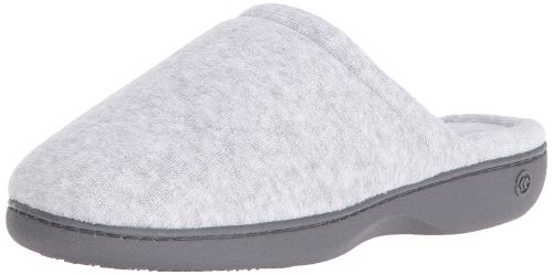 ISOTONER Women's Classic Terry Clog Slip on Slipper