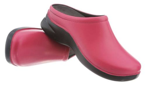 Nursing Shoe pink clog