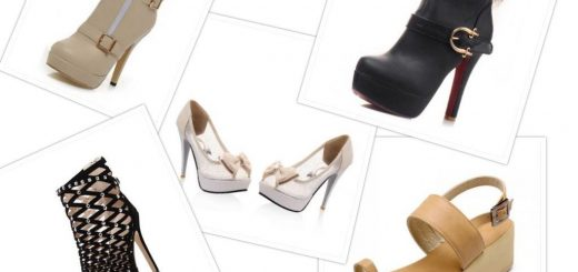 lovelywholesale shoes collage