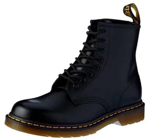 Martens Men's Combs Nylon Combat Boot
