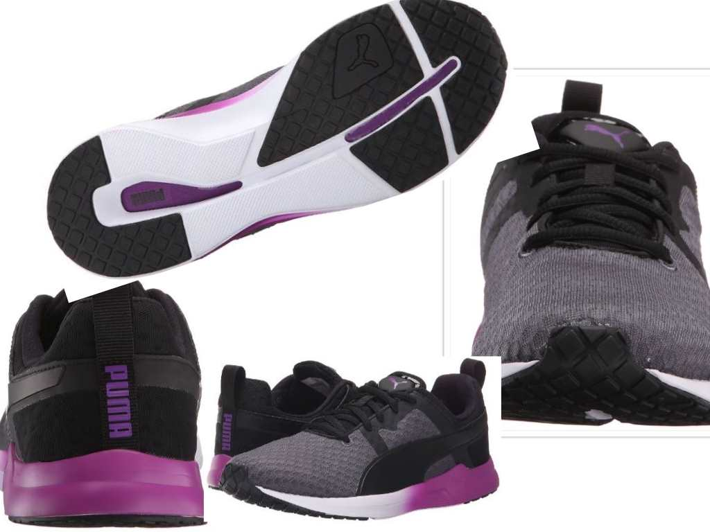 puma womens pulse xt core running shoe collage