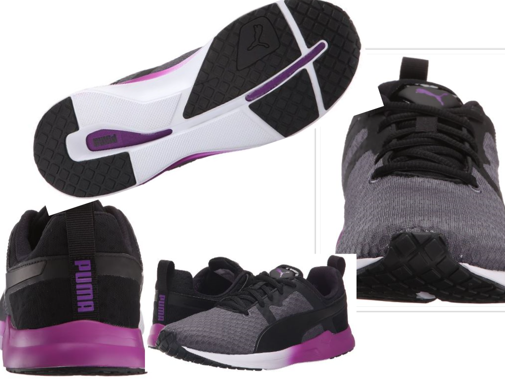 PUMA Women's Pulse XT Core Running Shoe Collage